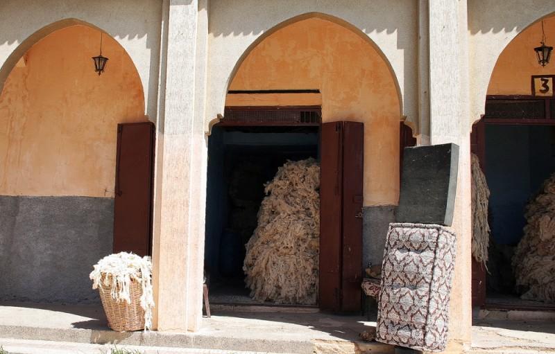 Loja de lã - Store wool