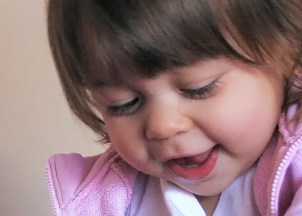 criança princesa retrato