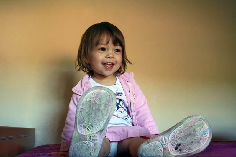 Gostam dos meus sapatos?
