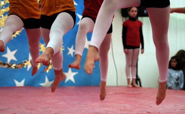 Dança Contemporânea - Pela PAZ II