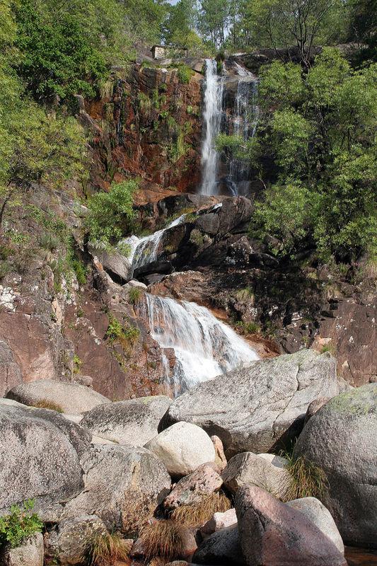 rio peneda-gerês cascata