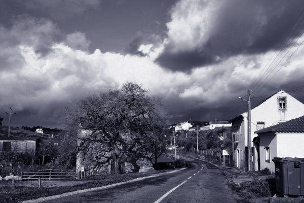 Sombras e tempestades