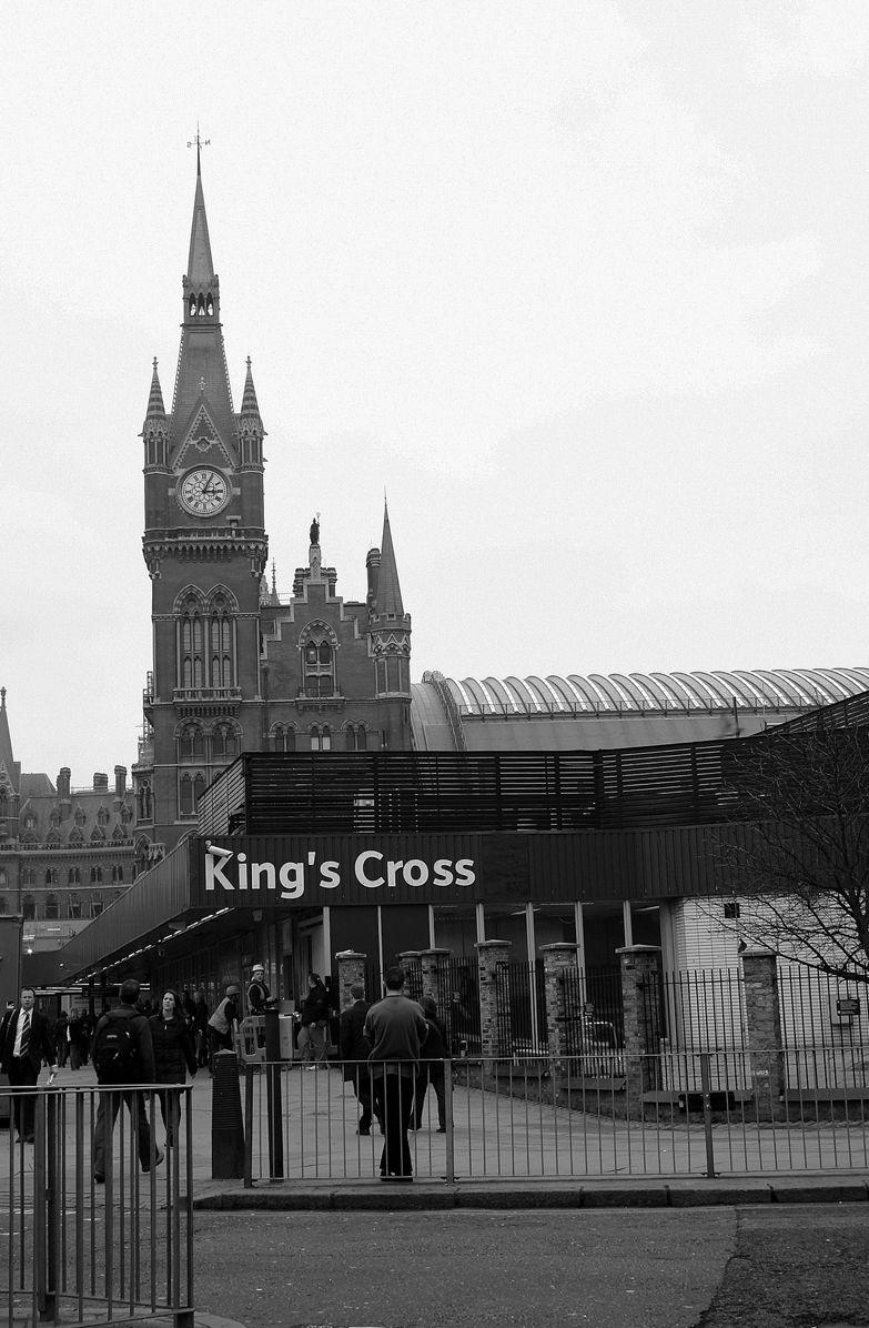 King´s Cross - Harry Potter