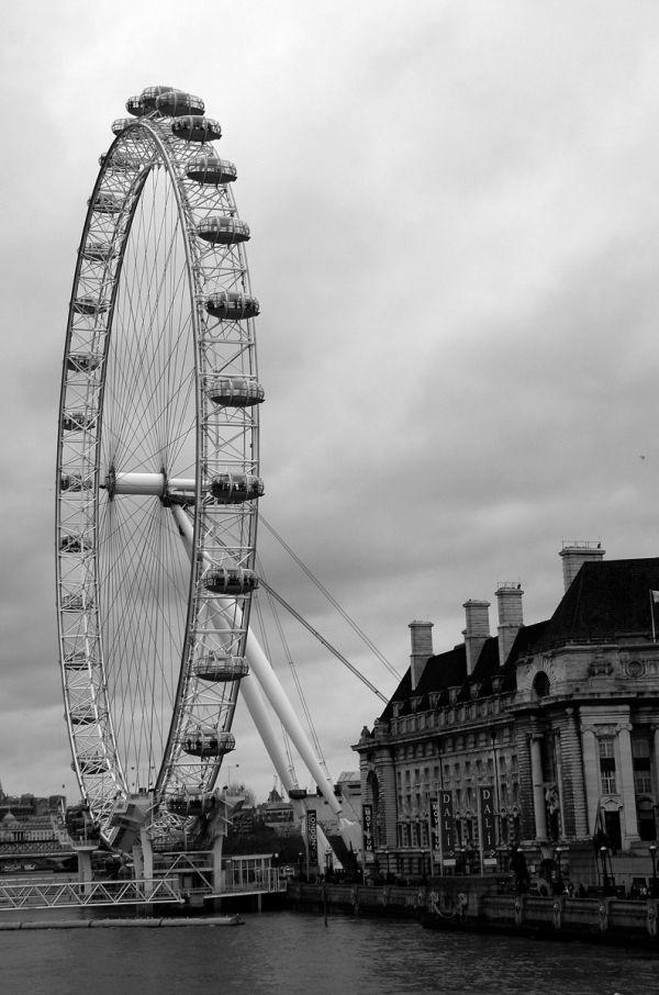 londres londoneye