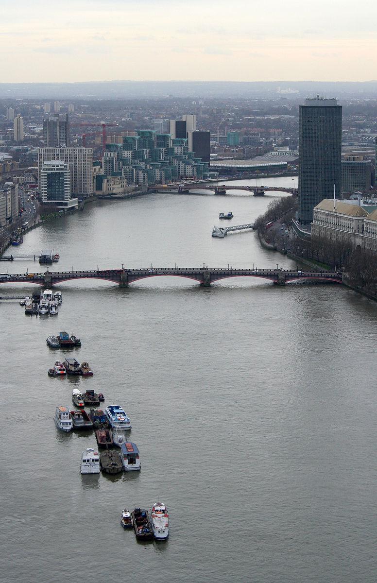 londres rio riotamisa barcos