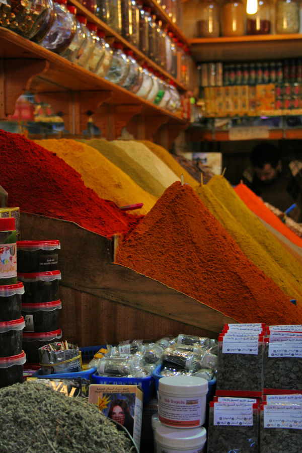 Medina of Marrakech IV - Spices