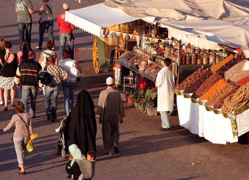 Medina of Marrakech  VI