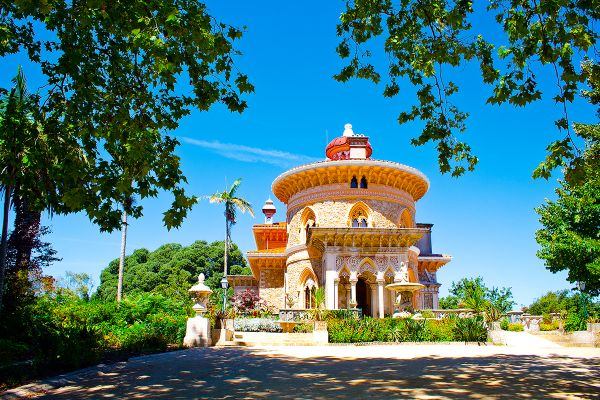 sintra monserrate