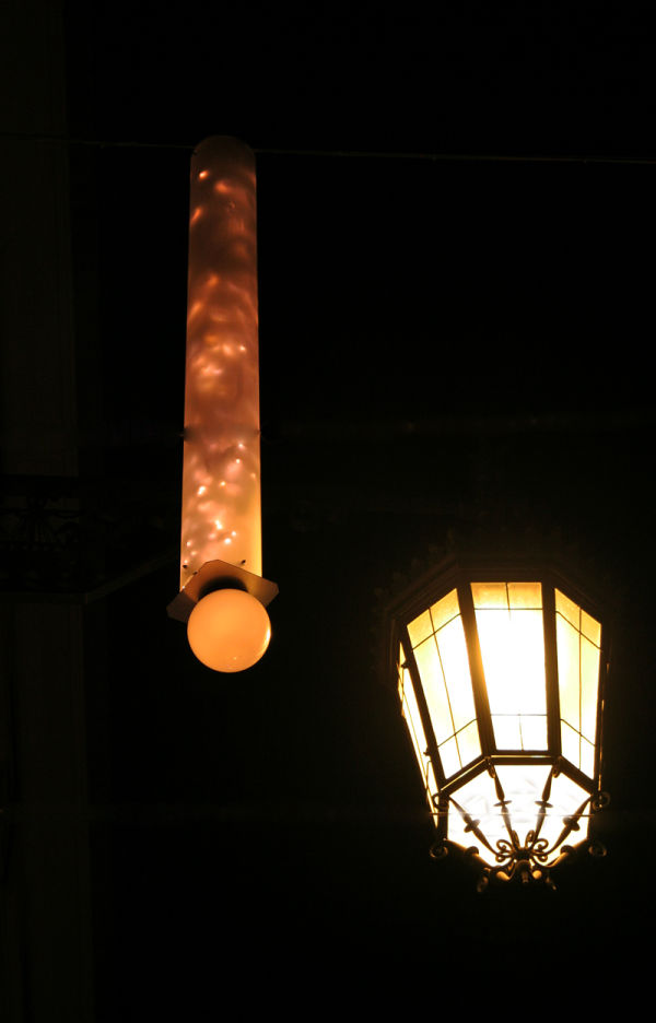 As luzes do Chiado
