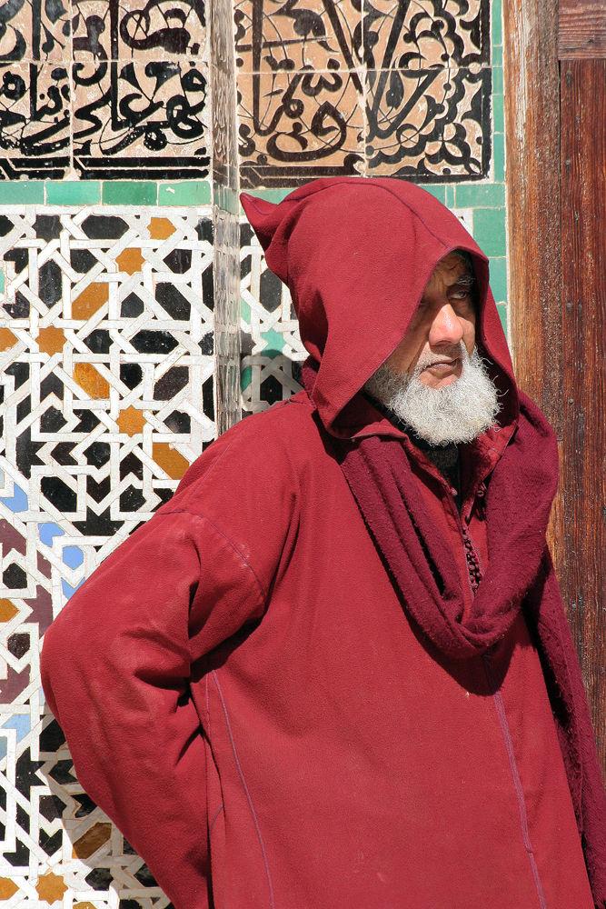 marrocos fez retrato