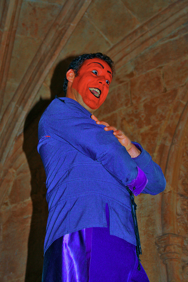 Auto da Barca do Inferno - Diabo