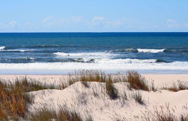 dunas mar praia
