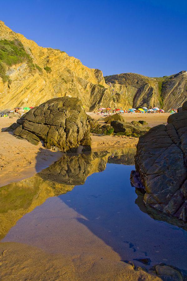 praiadosalteirinhos praia mar verão reflexo