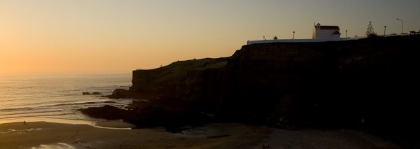 praia mar verão zambujeiradomar sunset capela