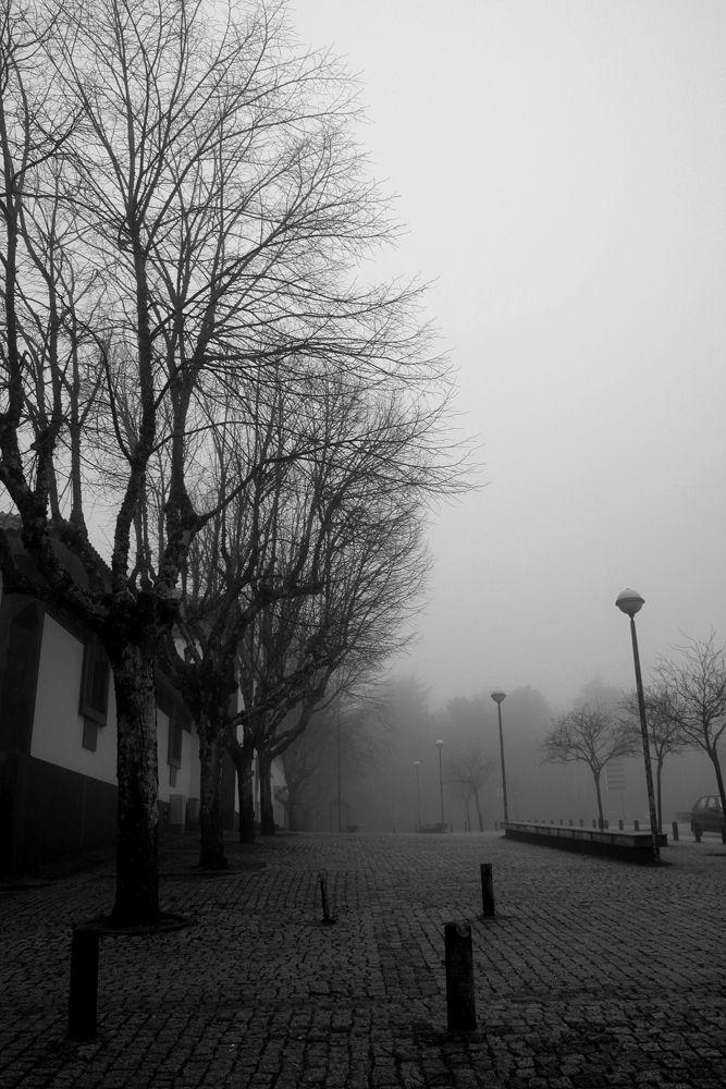 guarda nevoeiro inverno