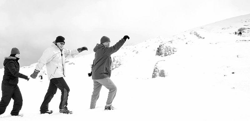 serraestrela neve inverno