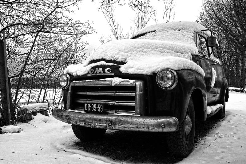 ameide holanda neve carro inverno