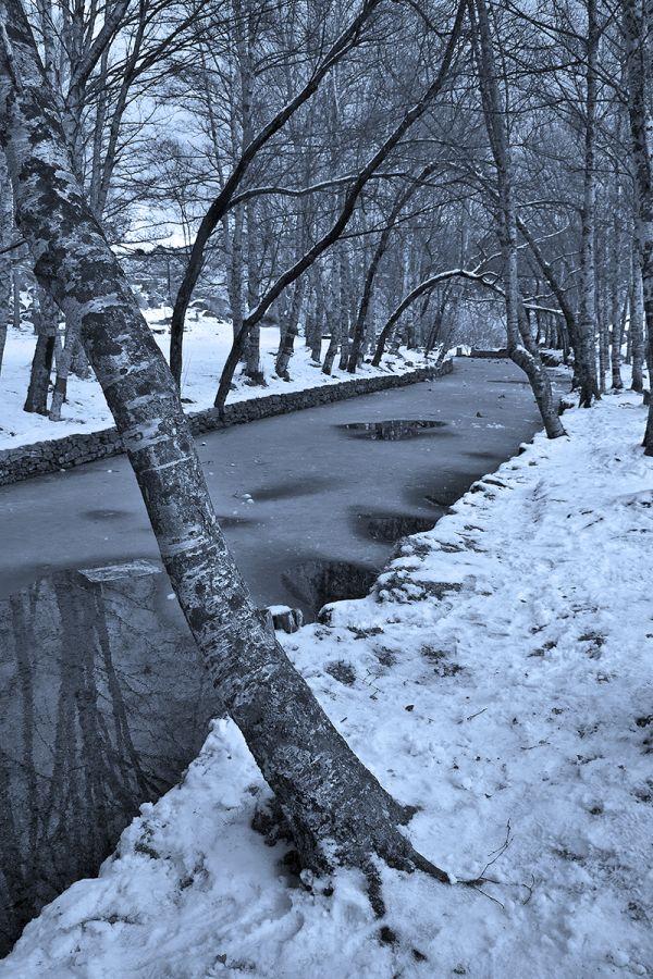 serraestrela inverno neve covãodaametade