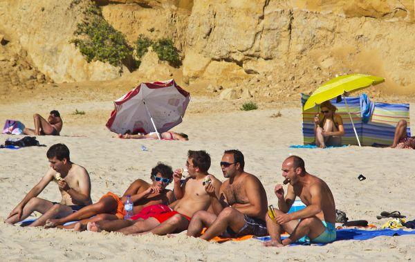 praia mar verao vale-furado