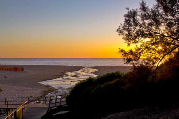 praia sunset paredesdavitoria