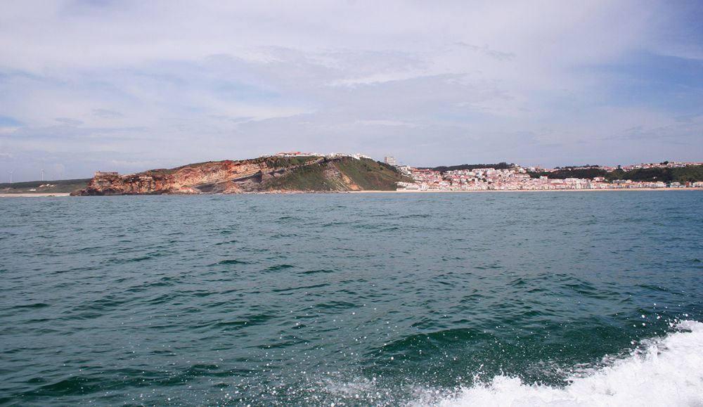 nazaré mar