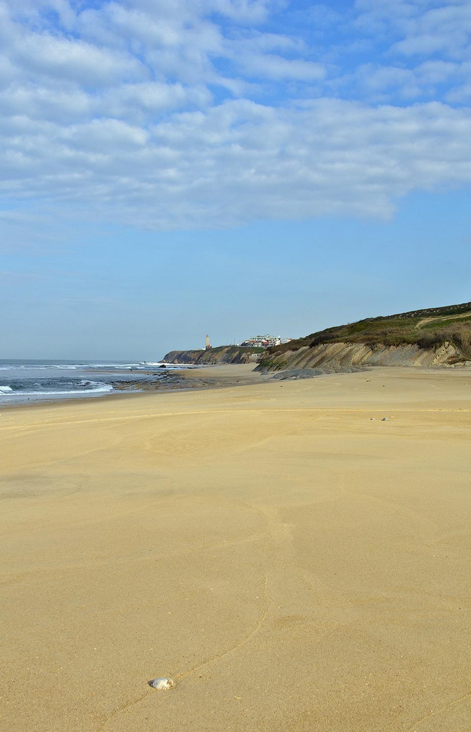 mar praia farol s-pedro-de-moel