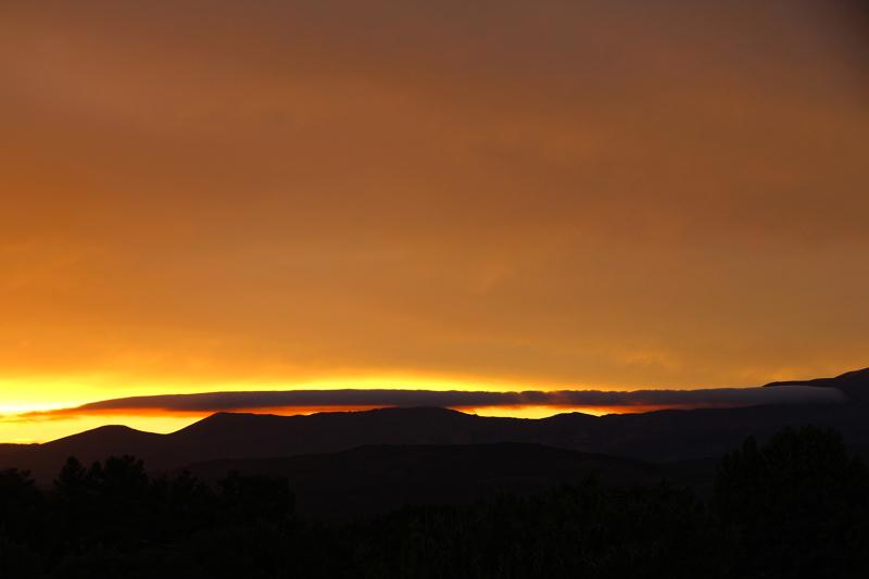 serraestrela sunset