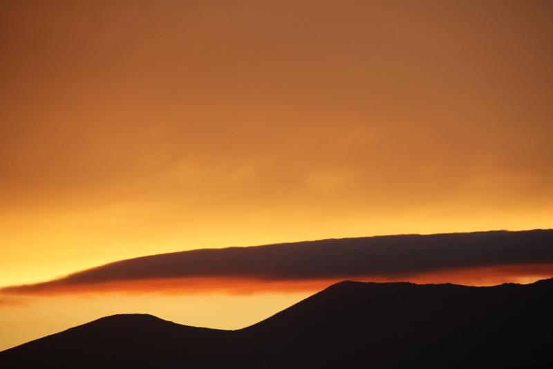 serraestrela sunset montanha