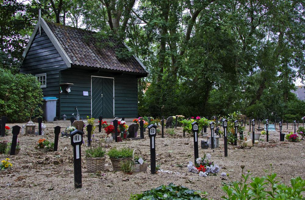 holanda marken cemitério