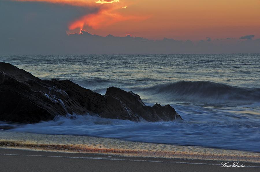 praia-da-concha mar sunset