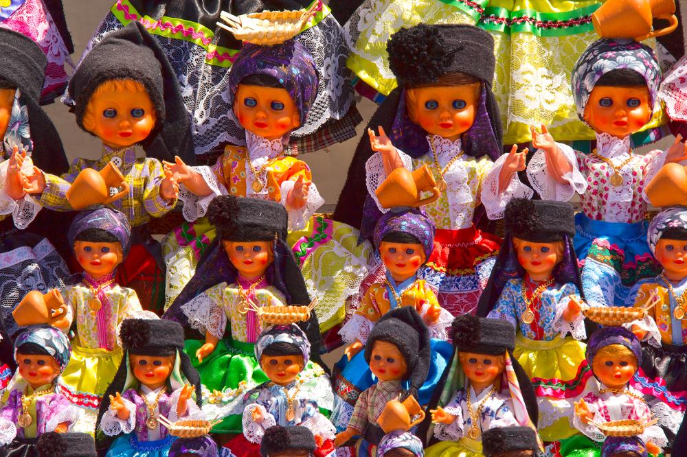 nazaré bonecas