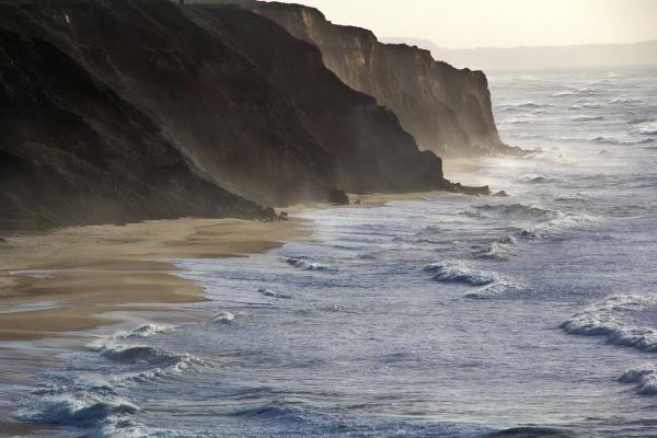 praia nevoeiro vale-furado