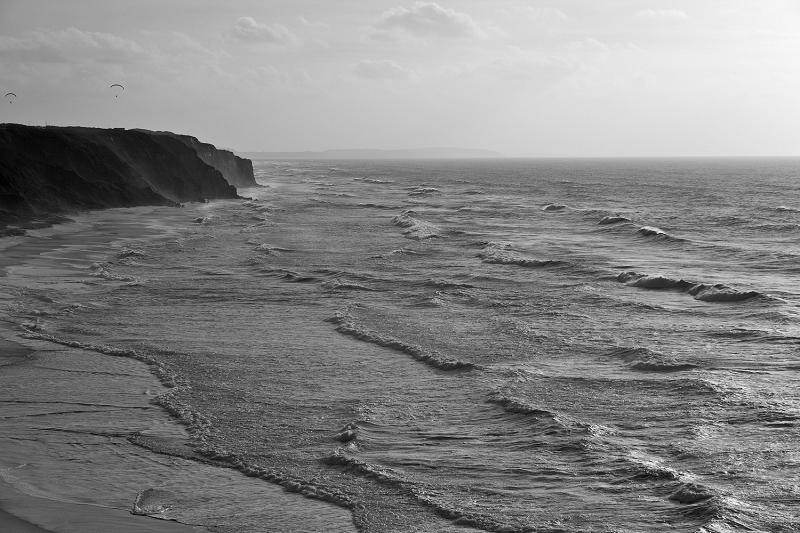 praia mar sunset paredesdavitória