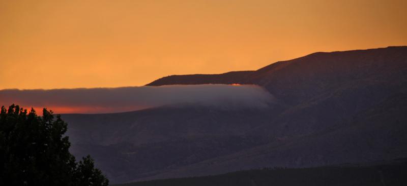 serraestrela sunset verão