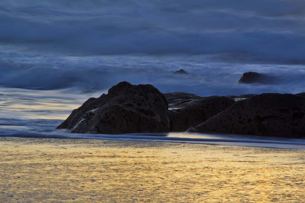 praia mar vale-furado sunset rocha
