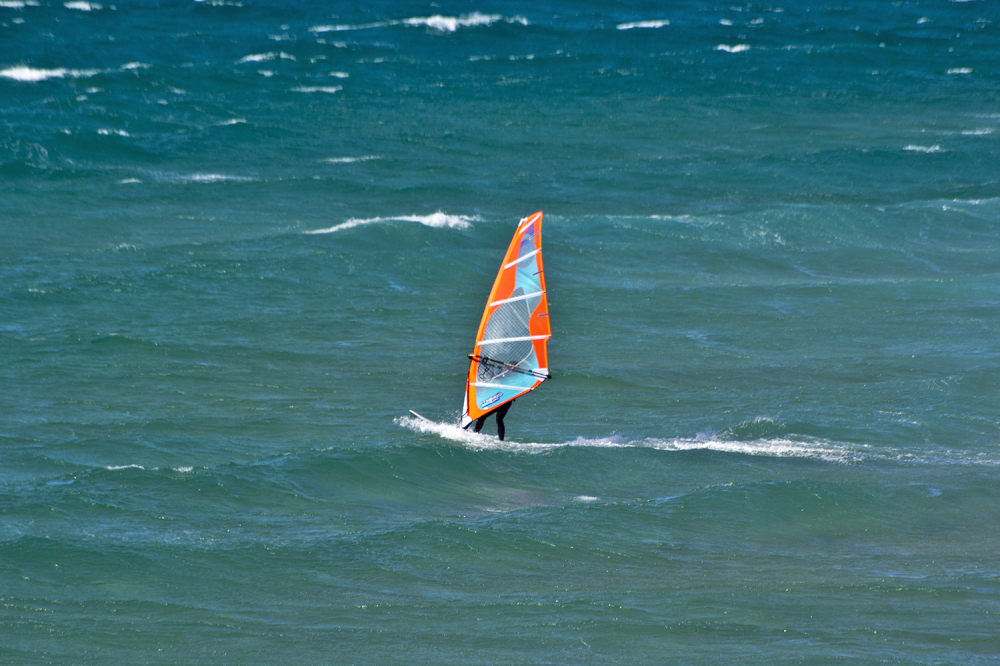 guincho mar windsurf