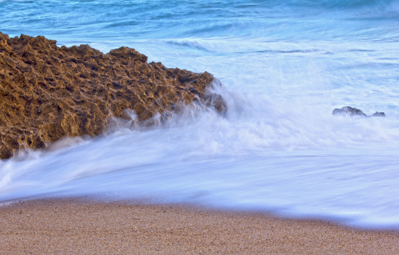 nazare mar praia