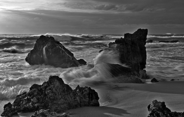 vale-furado praia mar