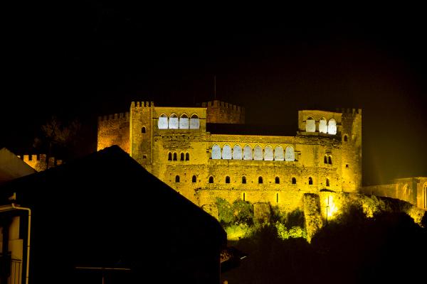 leiria castelo