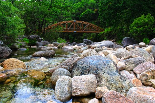 peneda-gerês rio rio-homem