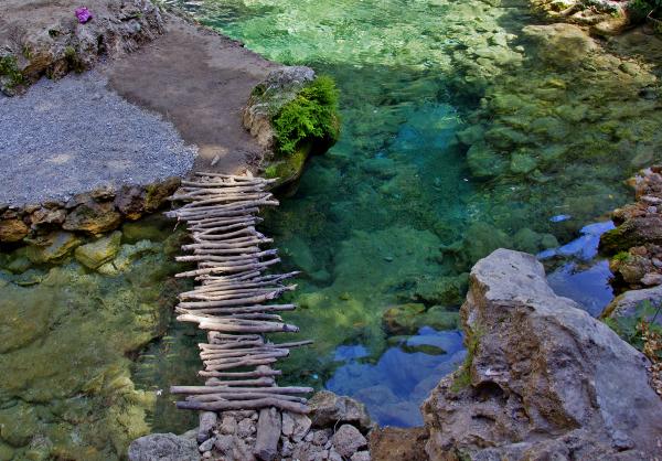 marrocos rio Rio-Akchour