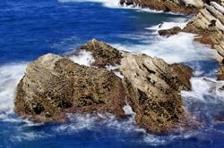 peniche mar rocha verão