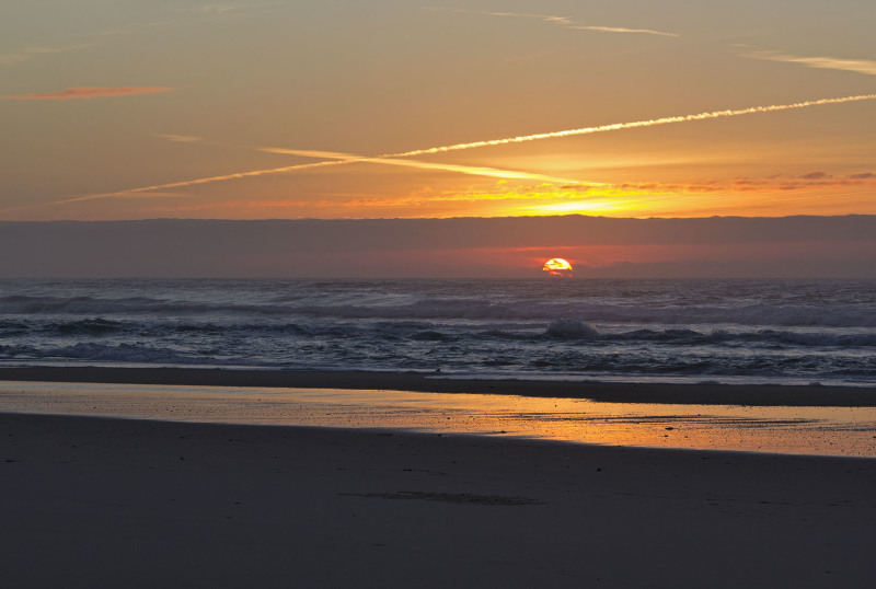paredesdavitória sunset praia