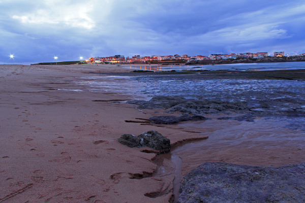 praia sunset baleal peniche