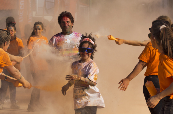 leiria color-run