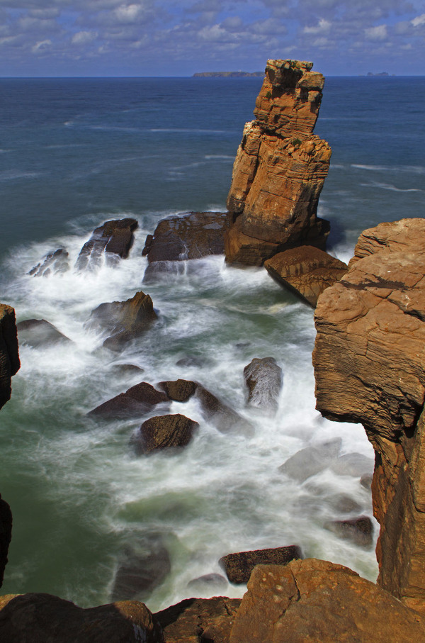 peniche rocha mar baleal nau-dos-corvos