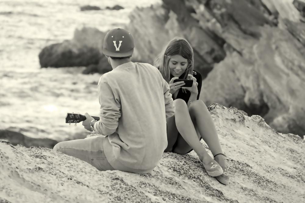 peniche  baleal namorados musica