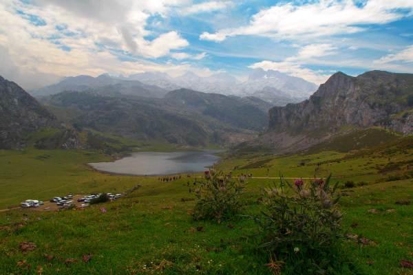 lago ercina  espanha picos-da-europa