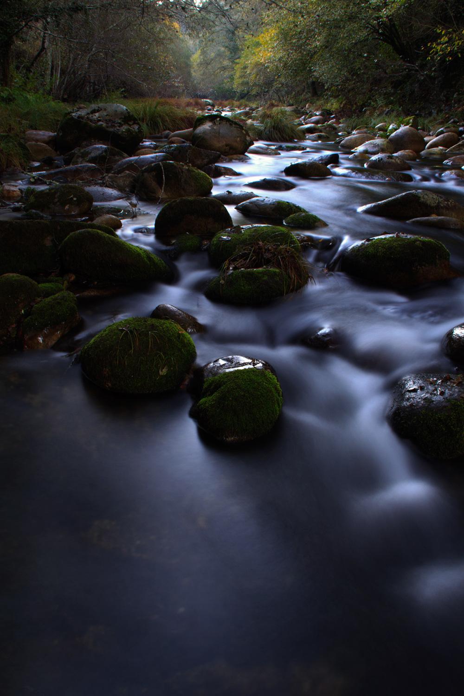 alvão outono rio