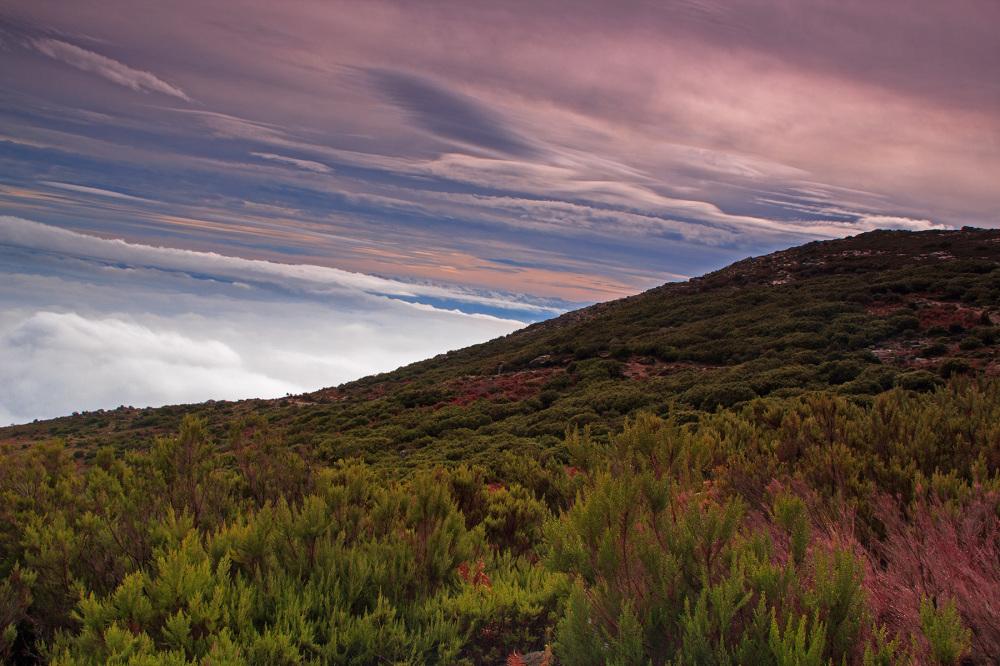 alvão outono montanha